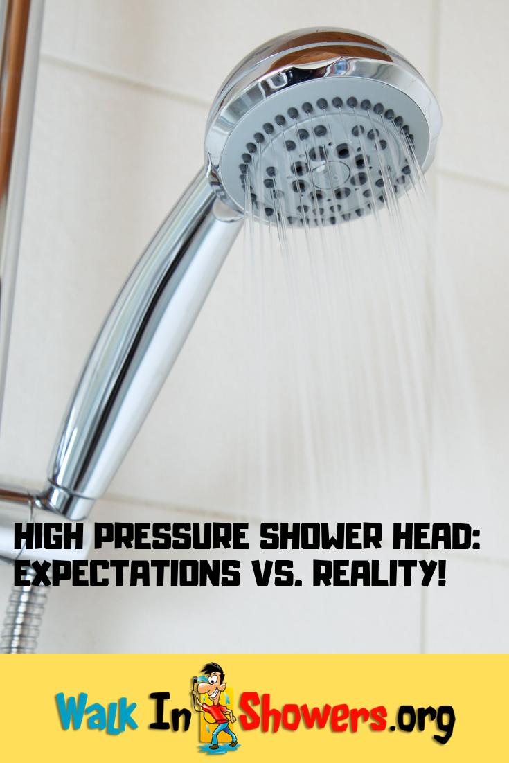 Best High Pressure Shower Head Reviews In 2020 High Pressure