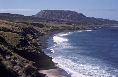 Chatham Islands New Zealand Chatham Islands Island