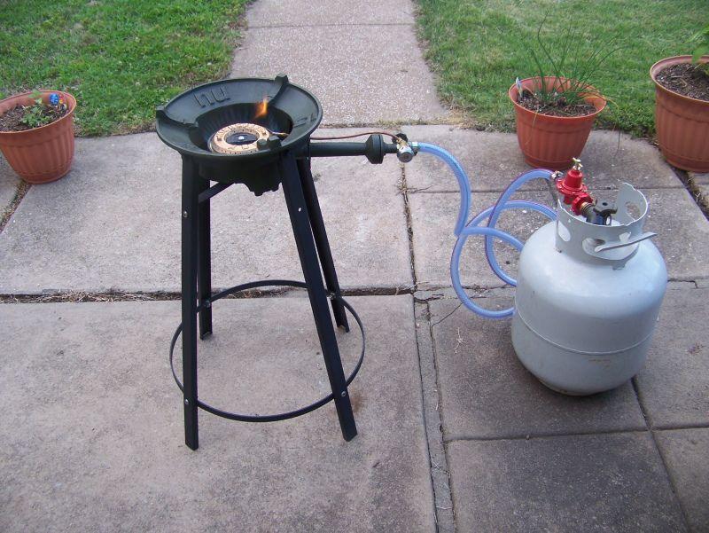 Thai Gas Burner With Stand High Btu Available At Importfood Com Gas Burners Wok Burners