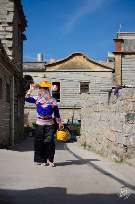 Hui'an ethnic dress in Chongwu