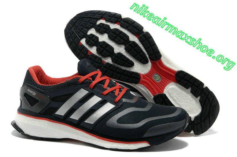 Adidas Energia Impulso Uomo Scarpe Corsa Revisione Delle Scarpe Da Corsa Scarpe Grigio Scuro. 71521d