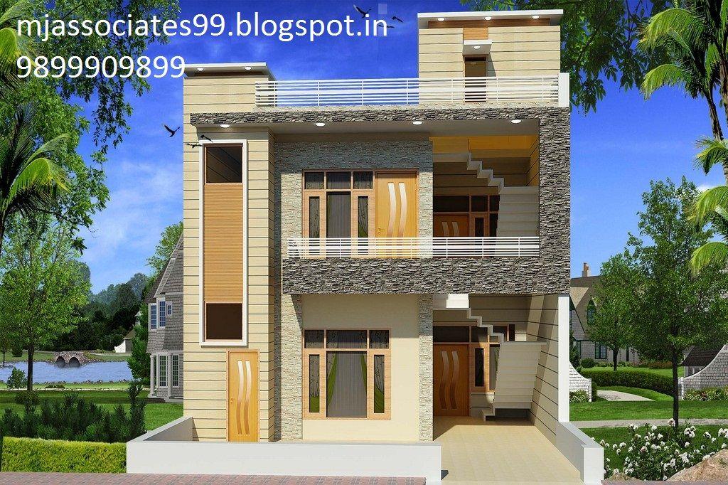 Plots in uttam nagar land house home bhk flats reputed builder also rh pinterest