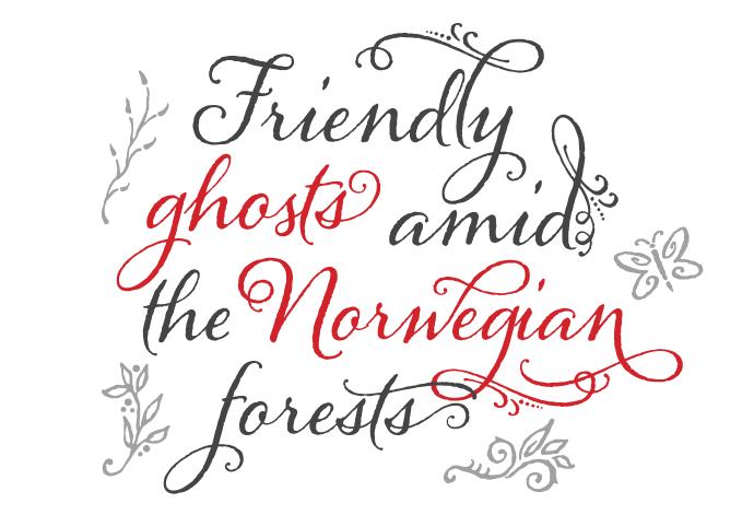 Alana font by Laura Worthington #happyhalloweenschriftzug