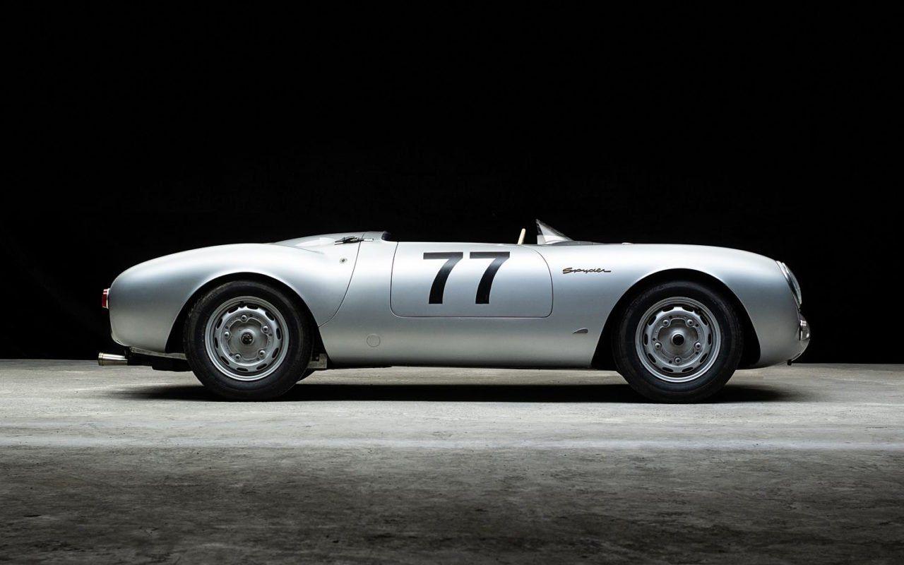 1955 Porsche 550 Spyder Porsche 550 550 Spyder Porsche