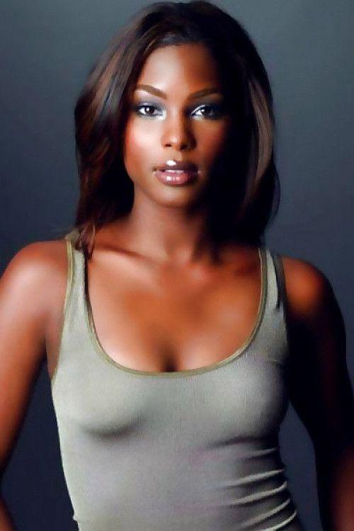 Ebony Beauty Latasha Via Kemeatrices Douglas Onto Make Up For Dark Medium