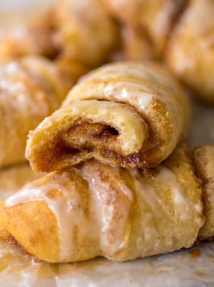 25 Bestest Sweet Rolls For Breakfast and Dessert images