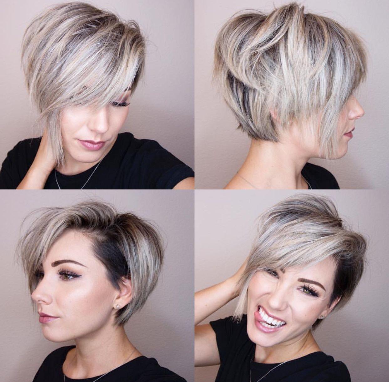 Pin On Bobs N Pixie Haircuts