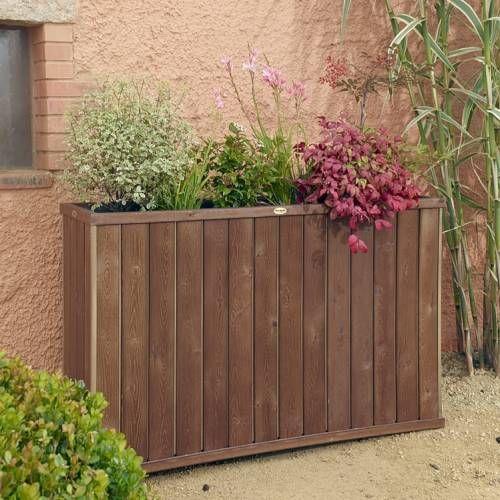 jardini re bois design rectangulaire haute jardini res crapaud pinterest jardini res. Black Bedroom Furniture Sets. Home Design Ideas