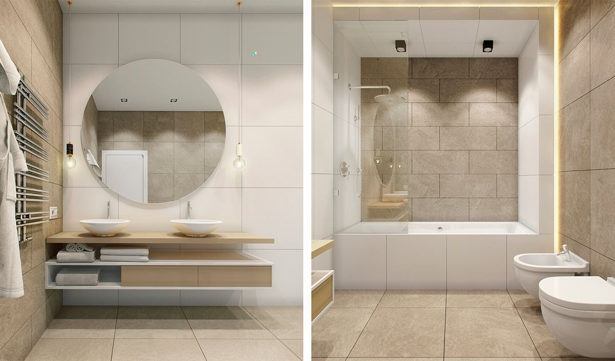 Bathroom Design Tips The Best Tips How To Arranged Modern Small Bathroom Designs