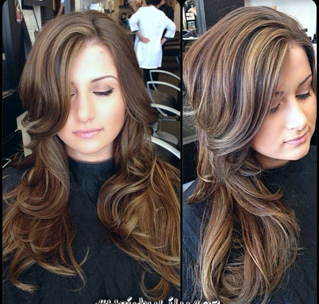 1000+ images about balayage highlights on Pinterest