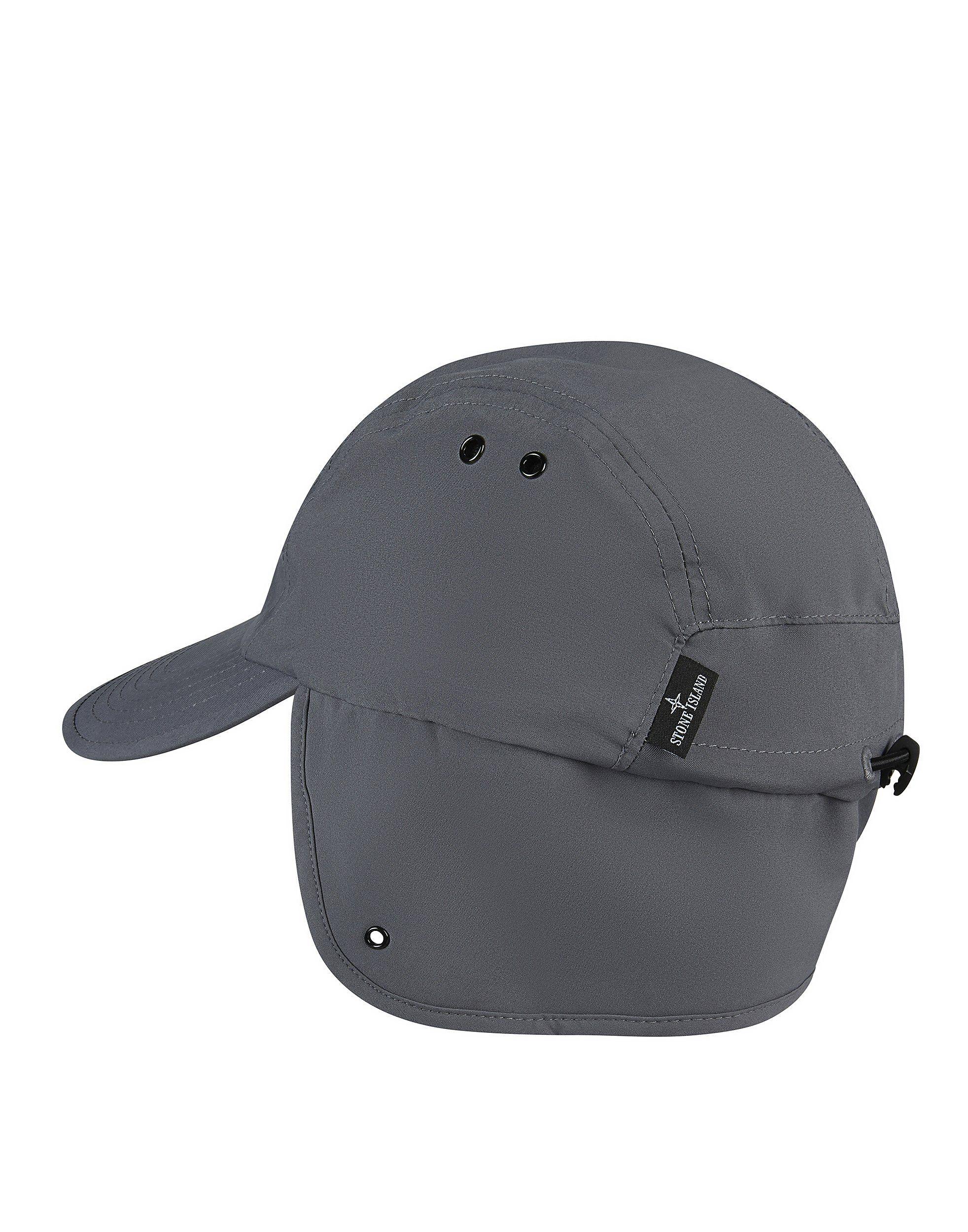 99476 SOFT SHELL-R Cap in Grey  da4939d00fd0