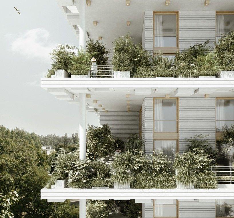 Penda Magic Breeze Sky Villas Villa Residences Exterior Design Facade Design