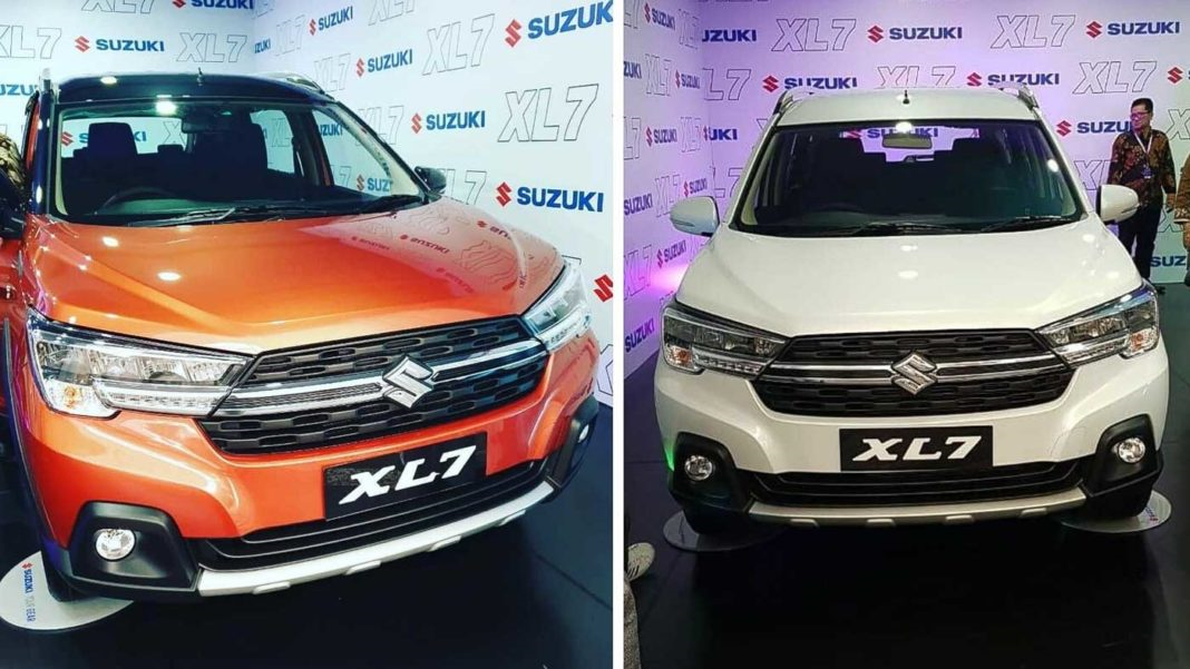 Suzuki Xl7 Based On Maruti Xl6 New Pictures Show Clearest Details Blogger Website Discount Coupons Special Offer
