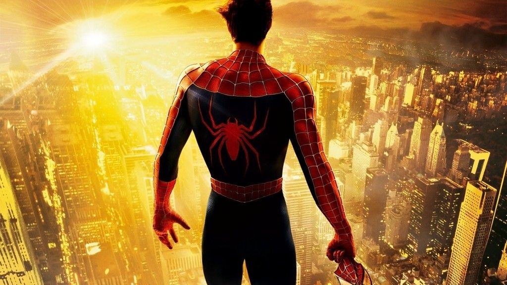Spider Man 2002 Movie Wallpaper Inanilmaz Orumcek Adam Film Sinema
