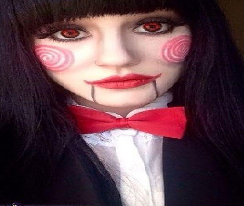 Halloween makeup ideas 2018 easy scary to creepy looks