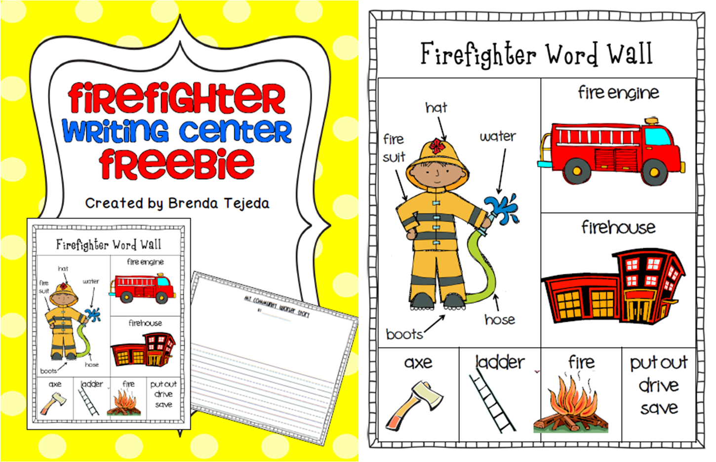 Top 5 Freebies of the Week 2/2/13 Fire safety for kids