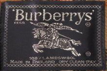 Vintage Fashion Guild Label Resource Burberrys Vintage Guide Labels Vintage Fashion