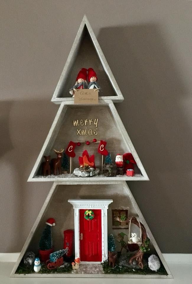 Kmart Stacking Tree Design Christmas Decor Diy Christmas Projects Diy Christmas Crafts