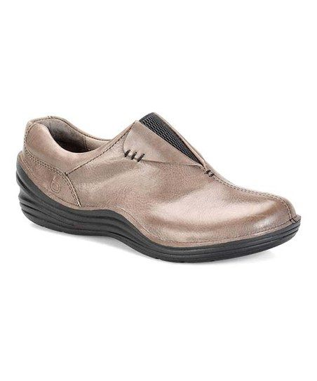 Bionica by Söfft Gray Veridas Leather Loafer | zulily