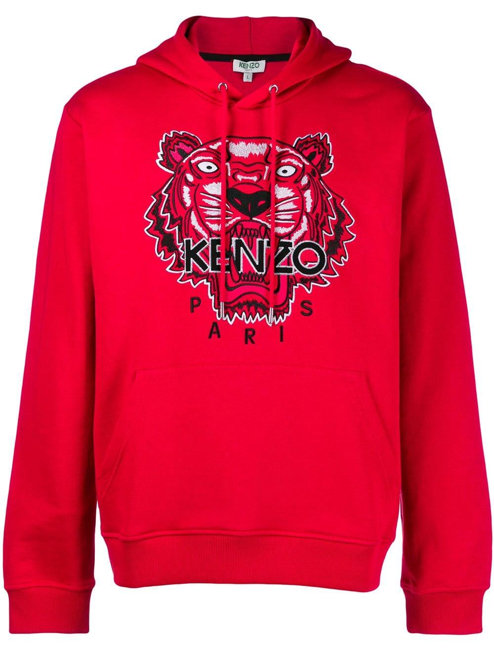 Kenzo Hoodies Luxury Brands for Men