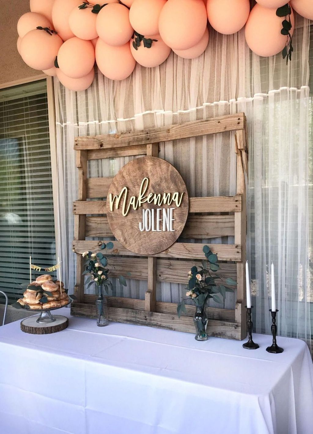 35 Adorable Blush Shower Design Ideas You Will Want To Keep Baby