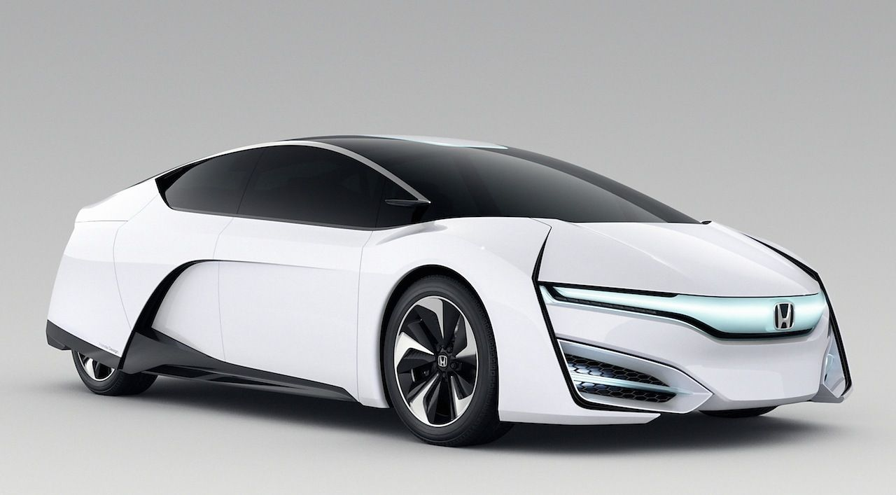 2015 honda fcev review and price for the great appearance of you there are