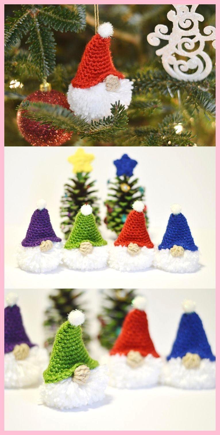 Photo of Häkeln Sie Puffball Gnomes ,  #gnomes #hakeln #puffball