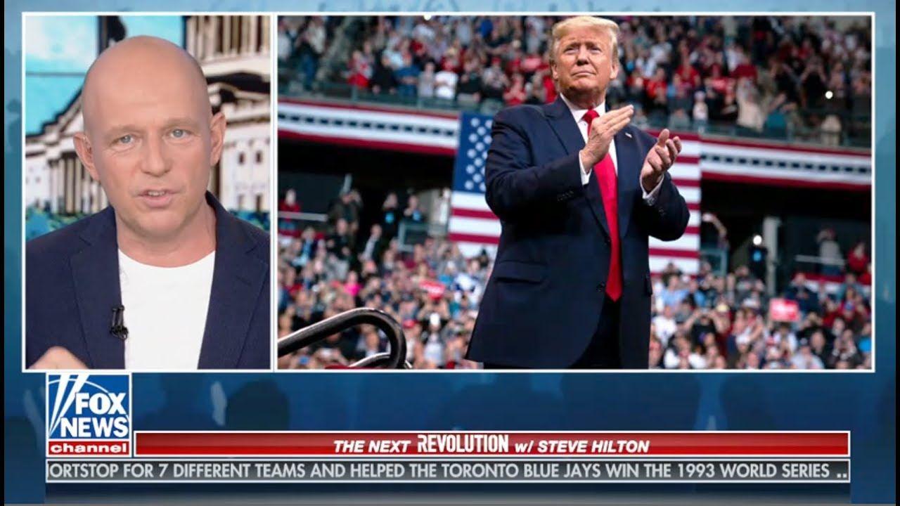 𝙏𝙝𝙚 𝙉𝙚𝙭𝙩 𝙍𝙚𝙫𝙤𝙡𝙪𝙩𝙞𝙤𝙣 𝙒𝙞𝙩𝙝 𝙎𝙩𝙚𝙫𝙚 𝙃𝙞𝙡𝙩𝙤𝙣 3 22 20 𝙇𝙄𝙑𝙀 𝙎𝙏𝙍𝙀𝘼𝙈 𝙁𝙤𝙭 𝘽𝙧𝙚𝙖𝙠𝙞𝙣 In 2020 Youtube Fox News Channel Revolution