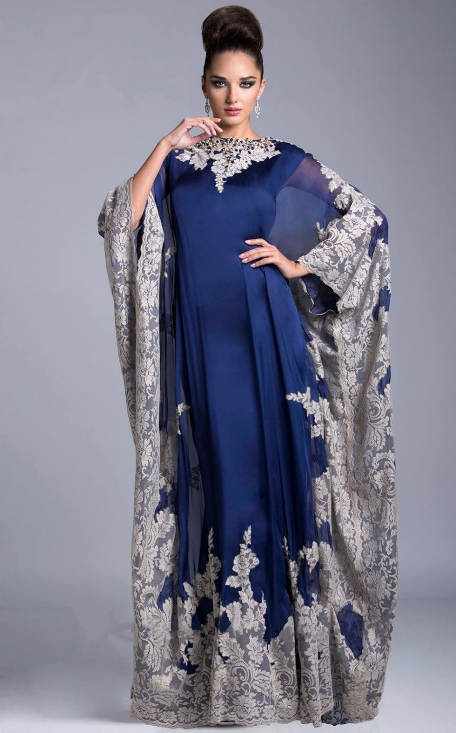 Online buy wholesale abaya kaftan dresses from china abaya for Where to buy wedding dresses online