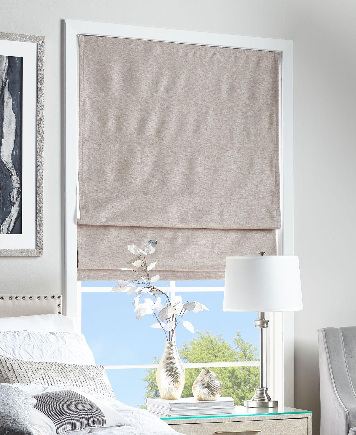 Chf Harmony 39 Window Shade Reviews Window Treatments Blinds Macy S Cordless Roman Shades Roman Shades Room Darkening