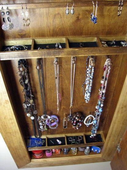 Custom Built In Jewelry Cabinet Contractor Kurt Bedroom