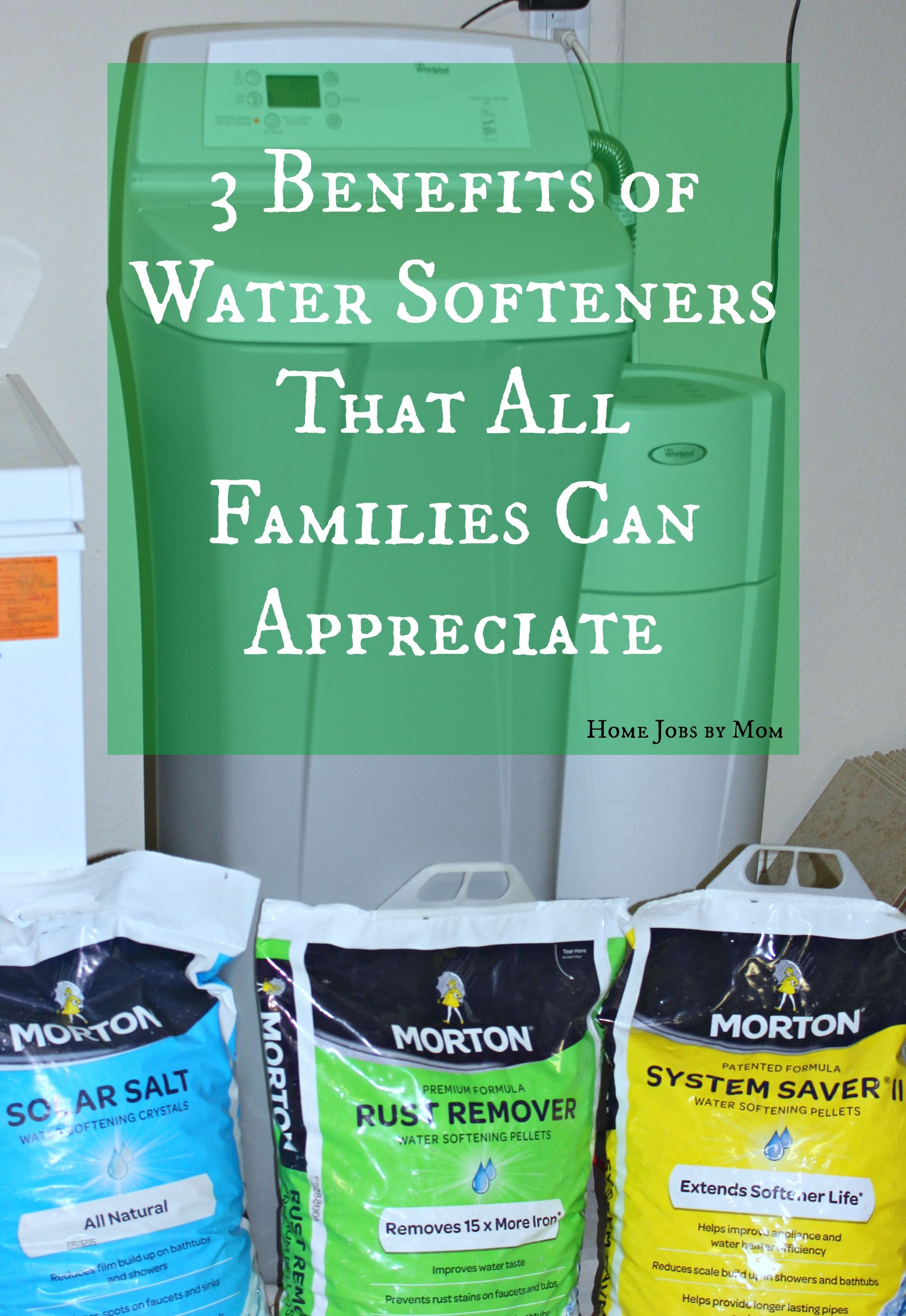 3 Benefits of Water Softeners | House Tips | Water benefits