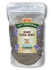 100% Vegetarian! Raw Chia Seed