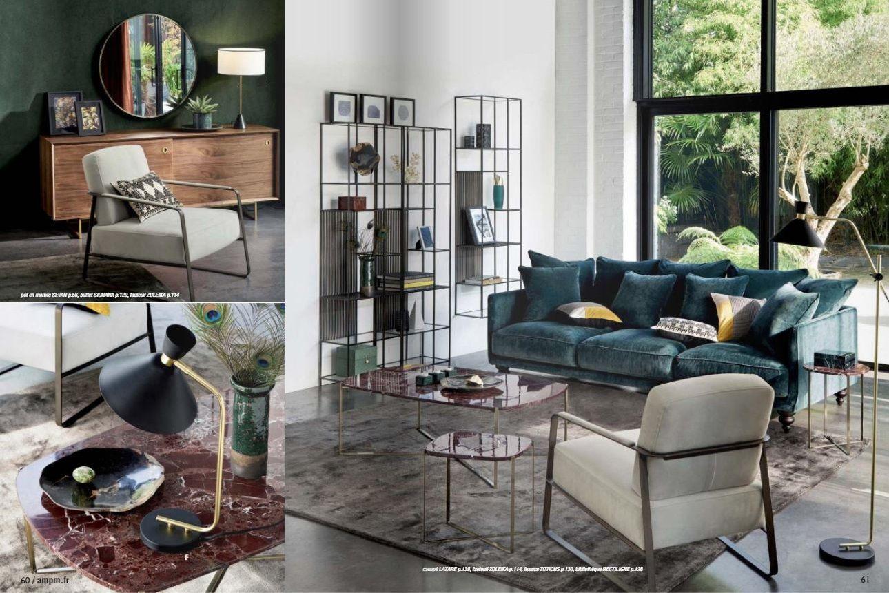 catalogue ampm collection printemps ete 2018 meuble et decoration d interieur pour le salon