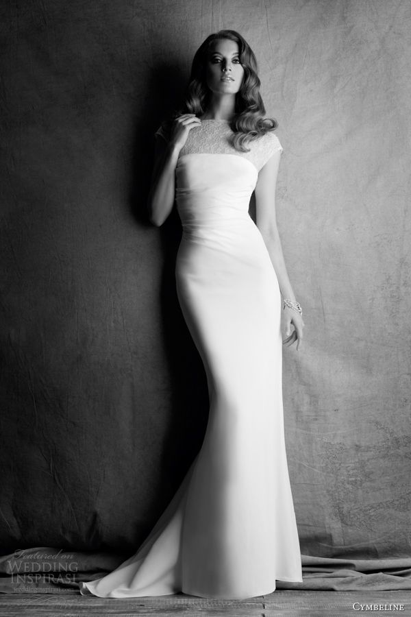 Cymbeline 2014 Wedding Dresses — Je Vous Aime Bridal Collection | Wedding Inspirasi
