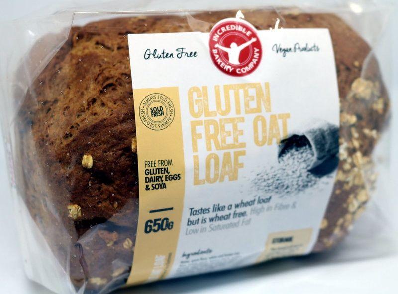 Gluten Free Oat Loaf Gluten free bakery, Gluten free oat
