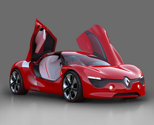 Cool Car Designs Vehicle Illustrations That Will Make You Go - Make a cool car