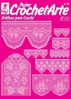 Pin de Giancarla Añez Rengel en a♡b♡crochet☆☆☆ | Revista ...
