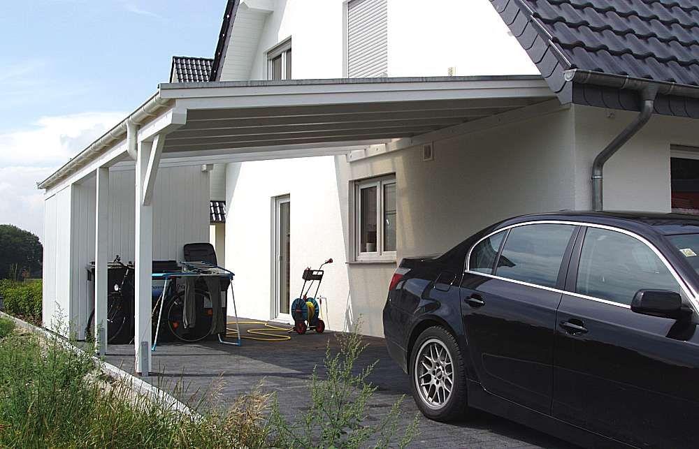 Carport Landshut Schragdach Carports Holz Stahl Alu In 2020 Schragdach Carport Carports