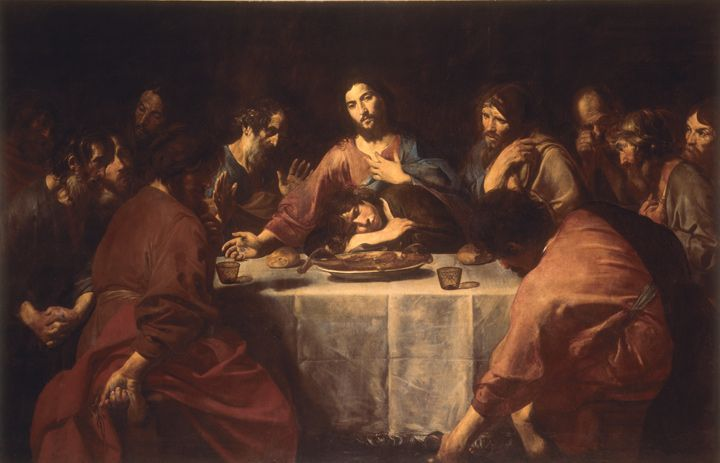 Copying Valentin | Art, Metropolitan museum of art, Last supper
