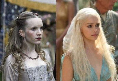 Game of thrones dragon lady actress