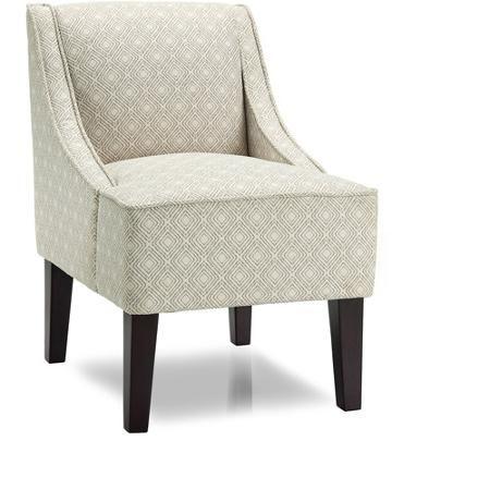 Best Phoenix Gigi Upholstered Accent Chair Multiple Colors 640 x 480