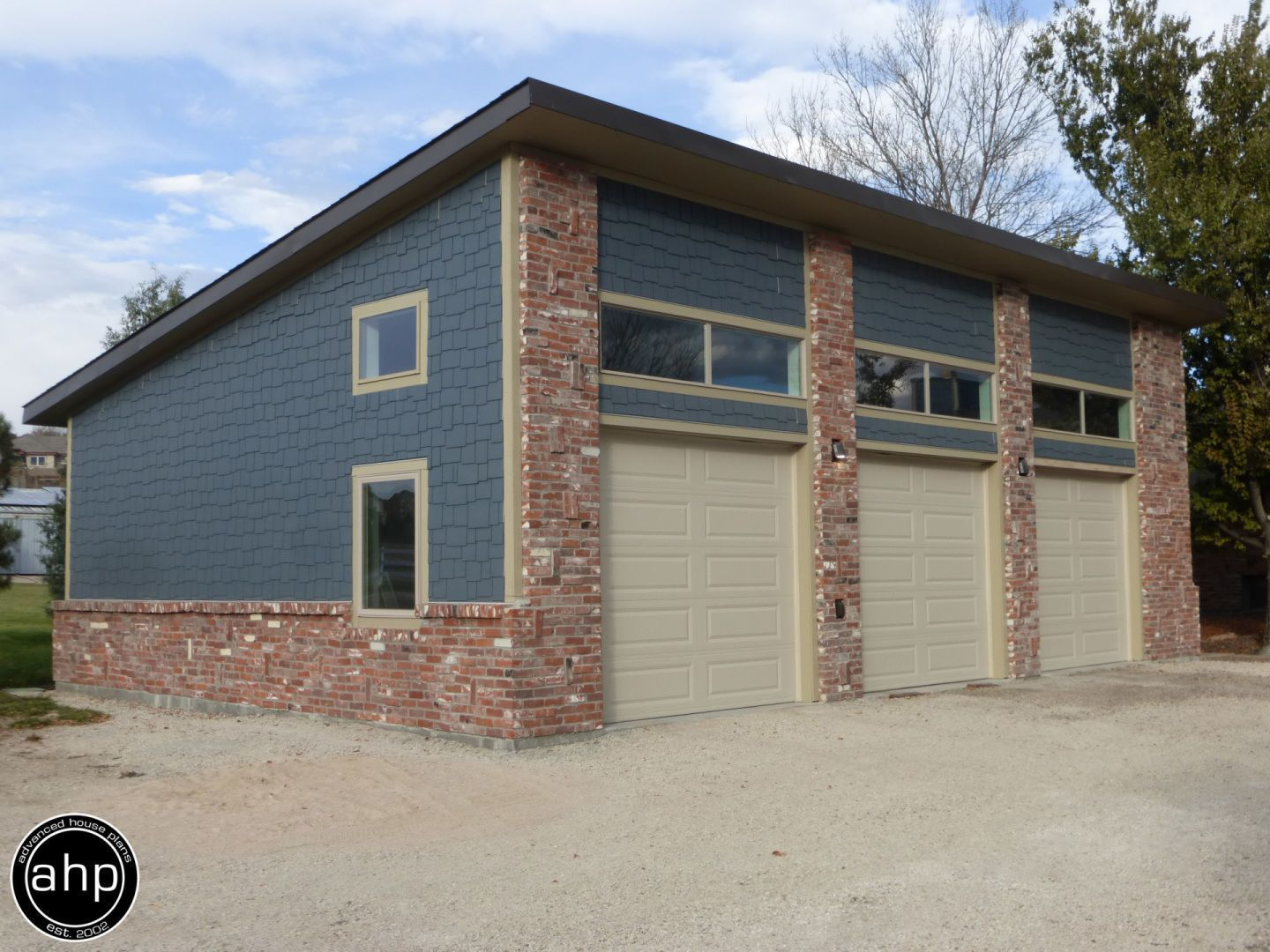 The Hartley Built In Arvada Co Advanced House Plans Garage
