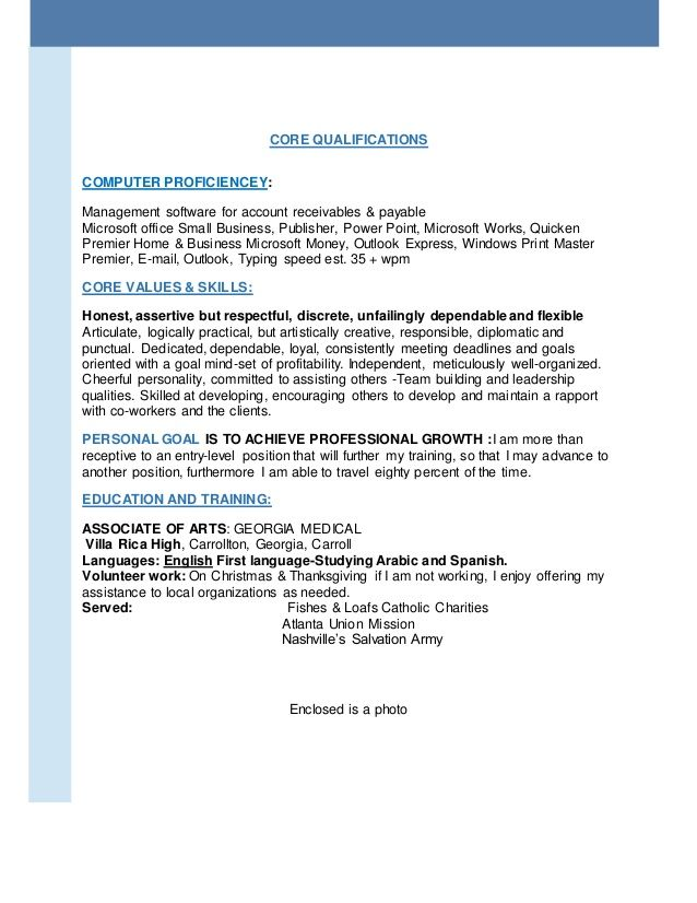 cover letter sample accounts payable coordinator gallery billing - Medical Transcription Resume