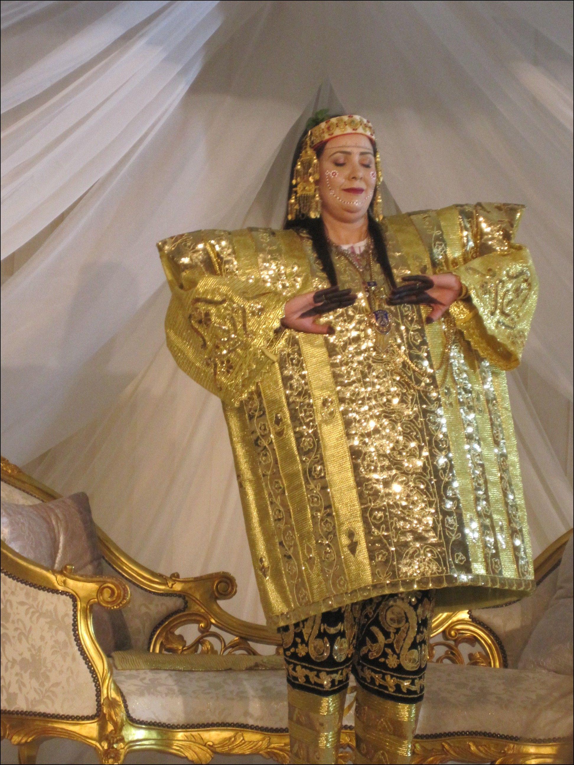 Tunisia Mahdia Wedding Dress