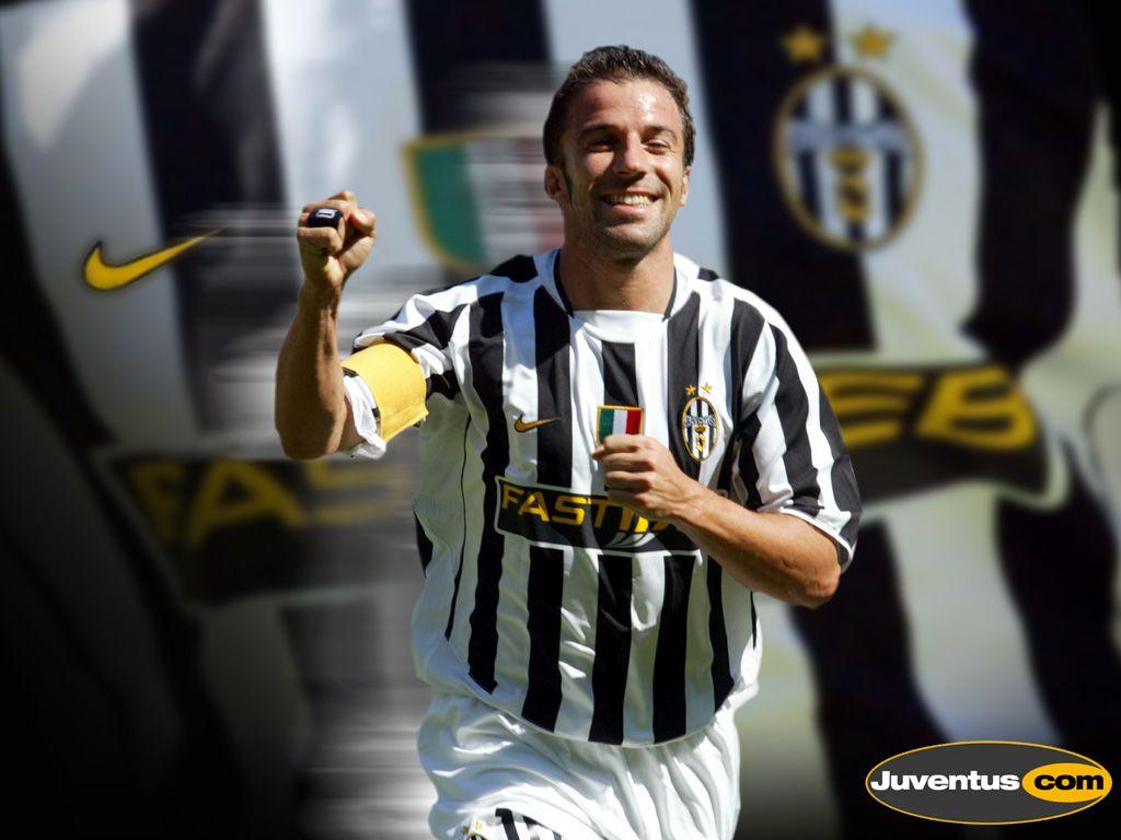 Google chrome themes juventus - Wallpaper Sfondo Desktop Alessandro Del Piero Juventus Jpg