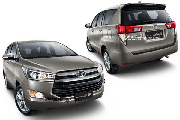 Foto All New Toyota Kijang Innova Toyota Kijang Mobil