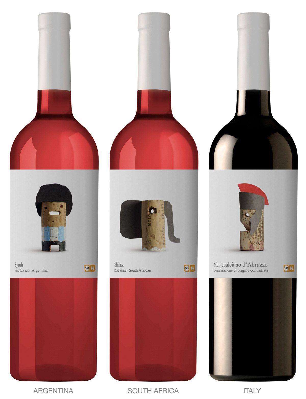 Click Me Etichetta Vino Montepulciano Bottiglie Di Vino