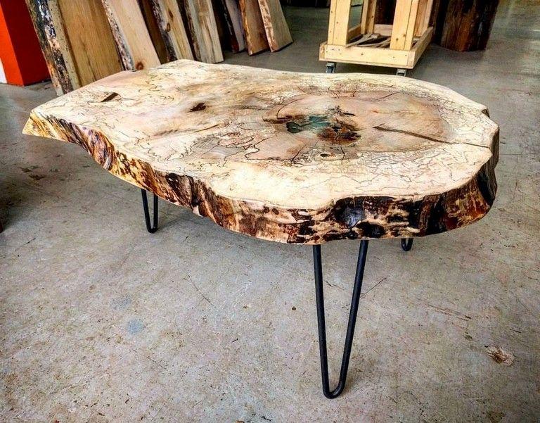 70 Inspiring Diy Wood Slab Coffee Table Ideas Coffee Table Wood Slab Coffee Table Wood