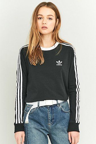 adidas t shirt long damen